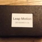Leap Unboxing 1